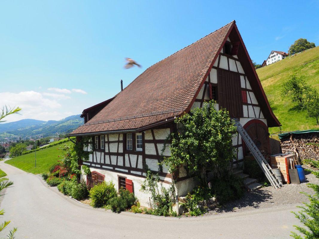 Repäsentatives Haus in Schlossnähe