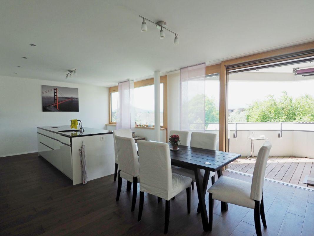 Kochen / Essen mit Balkon