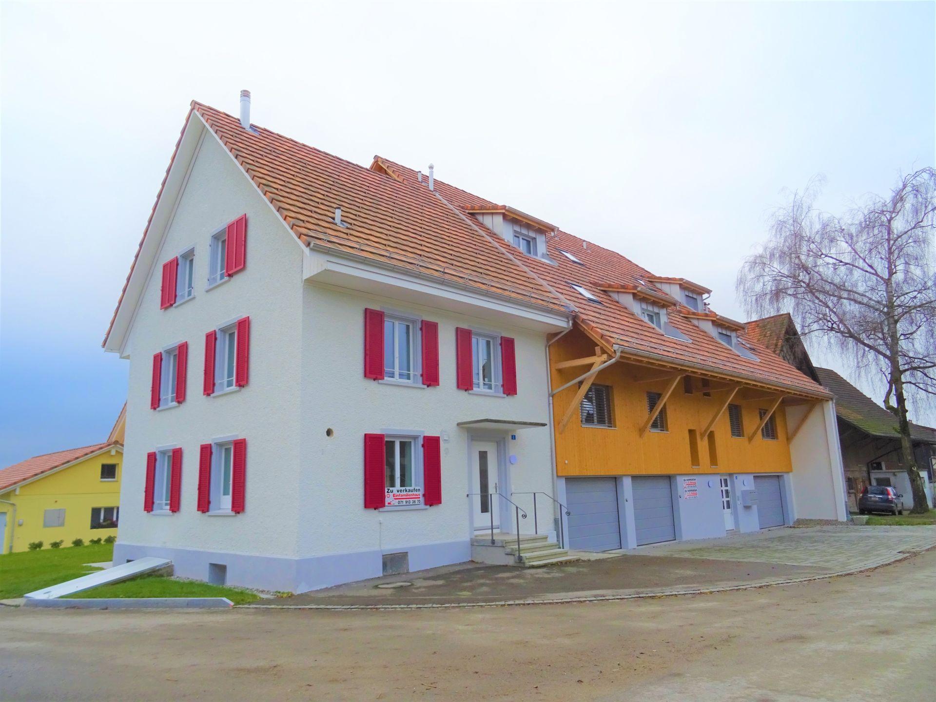 Miete: komplett renoviertes Bauernhaus