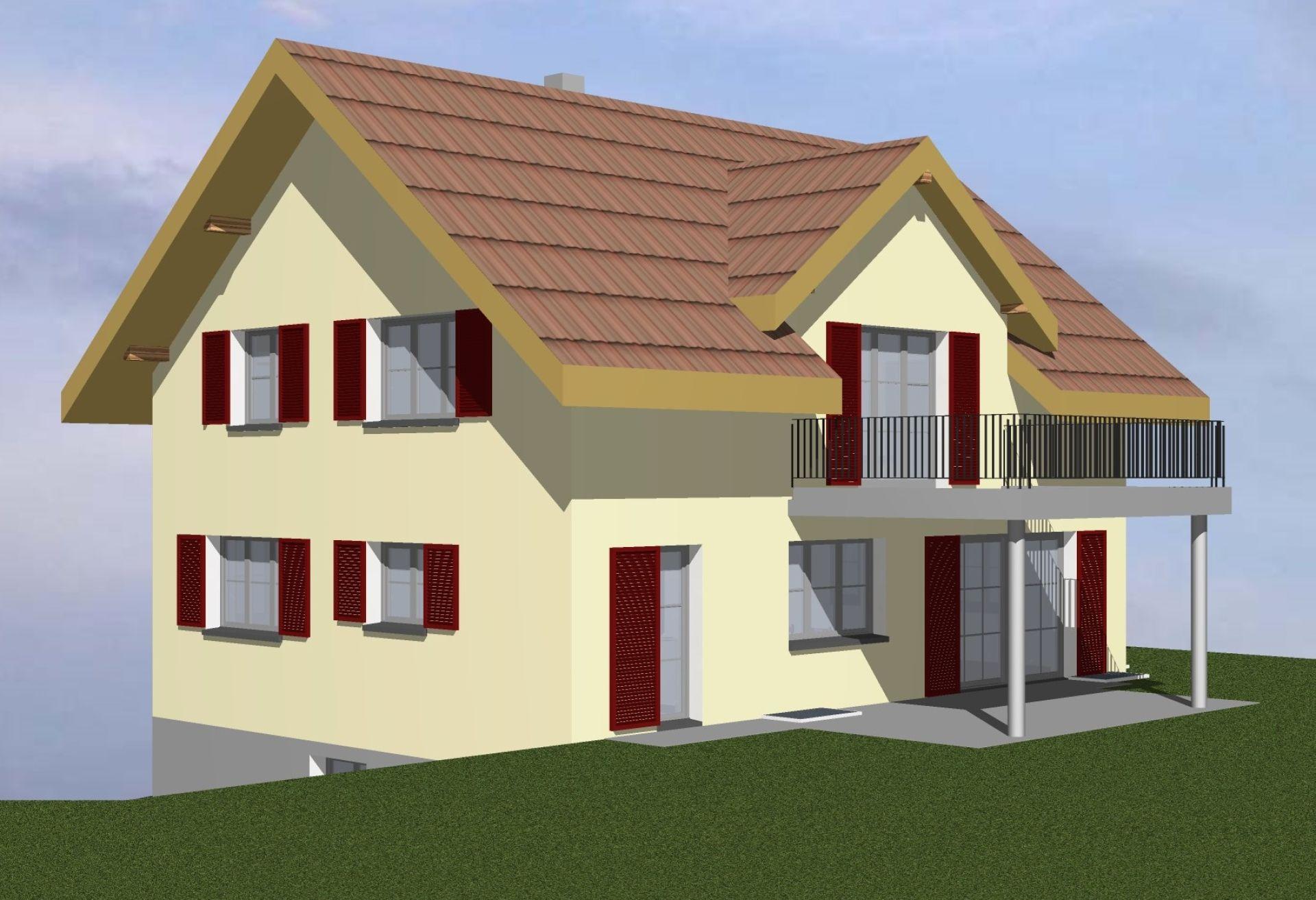 Miete: Einfamilienhaus an ruhiger Lage