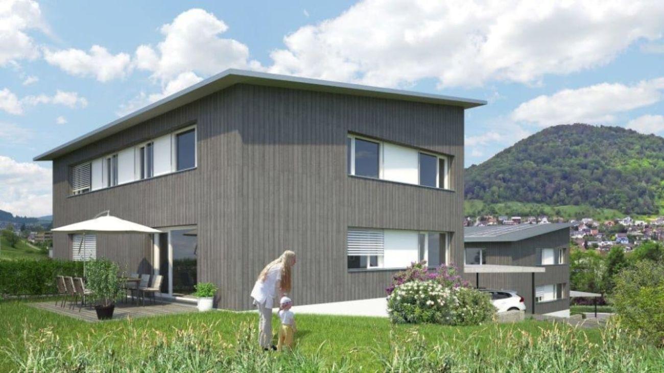 Familienfreundliches Neubauprojekt in Lausen