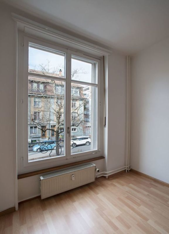 Grosse Fensterfronten