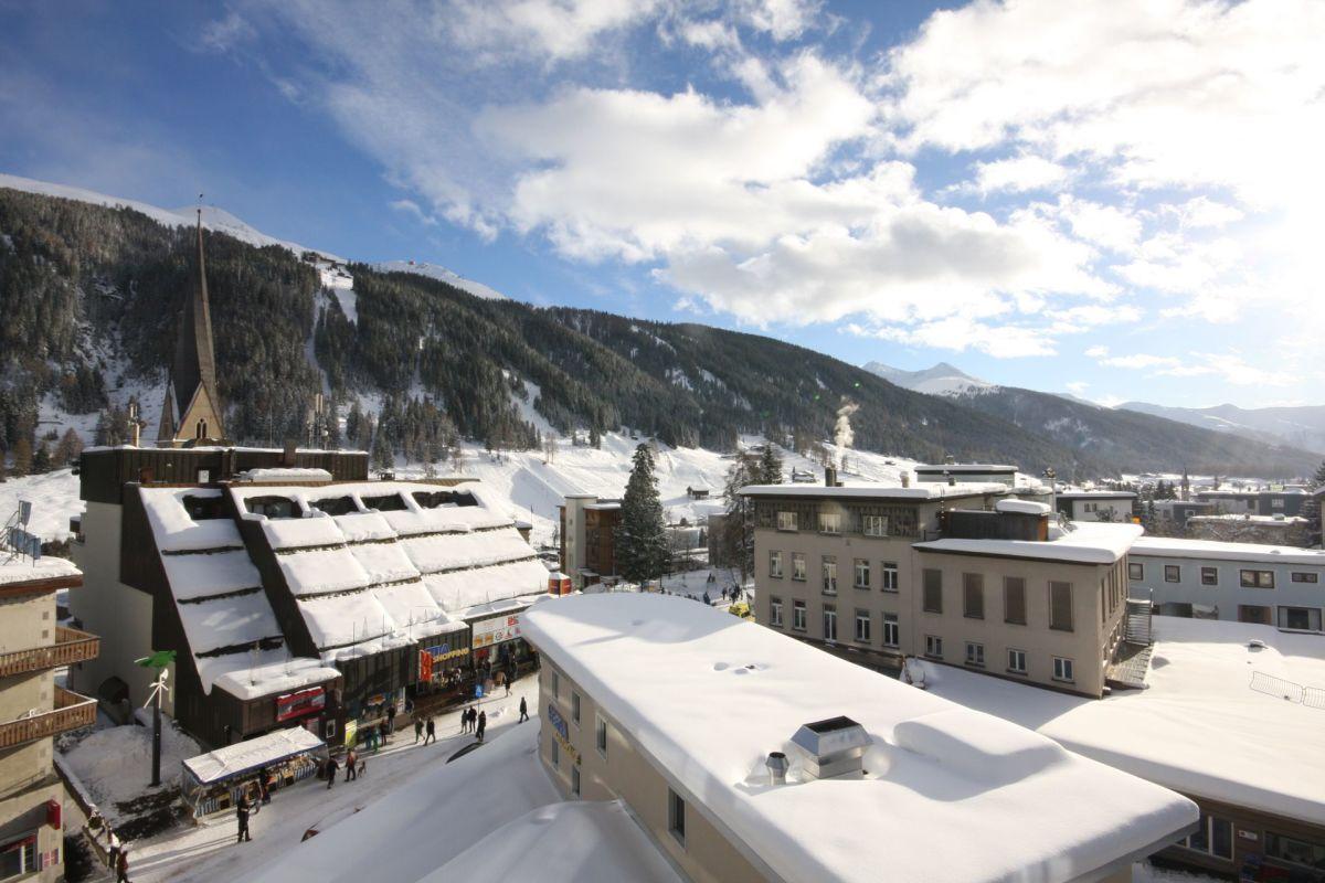 4.5-Zimmer-Dachwohnung im Zentrum von Davos