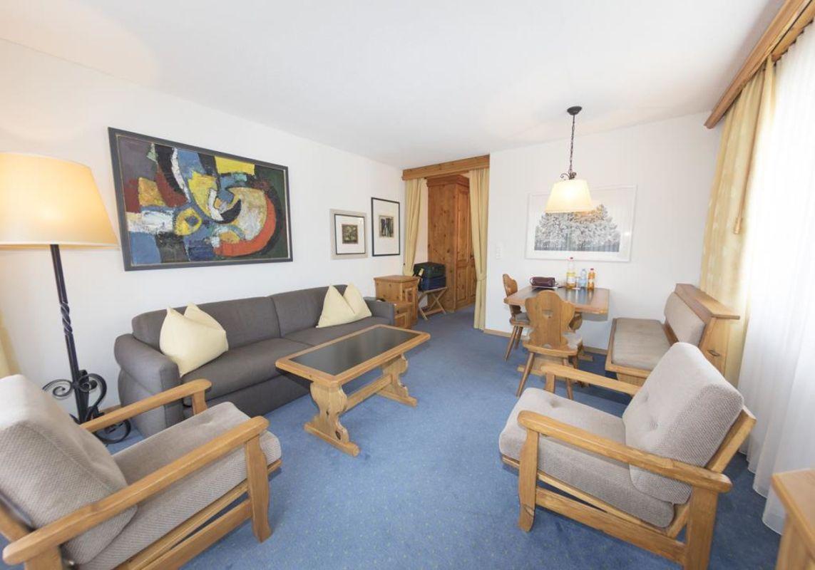 2.5-Zimmer-Wohnung mit Wellnesszugang und Bewirtschaftungspflicht