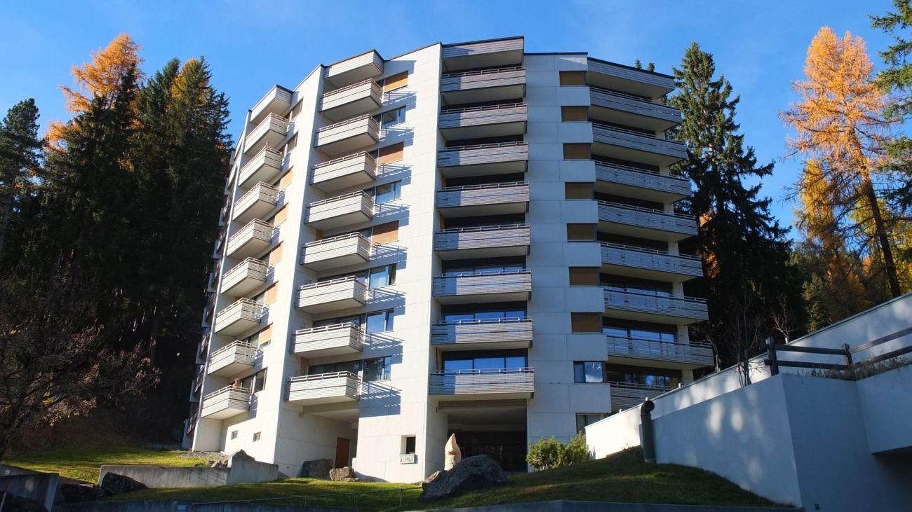Grosszügige 3.5-Zimmer-Wohnung inklusive Studio