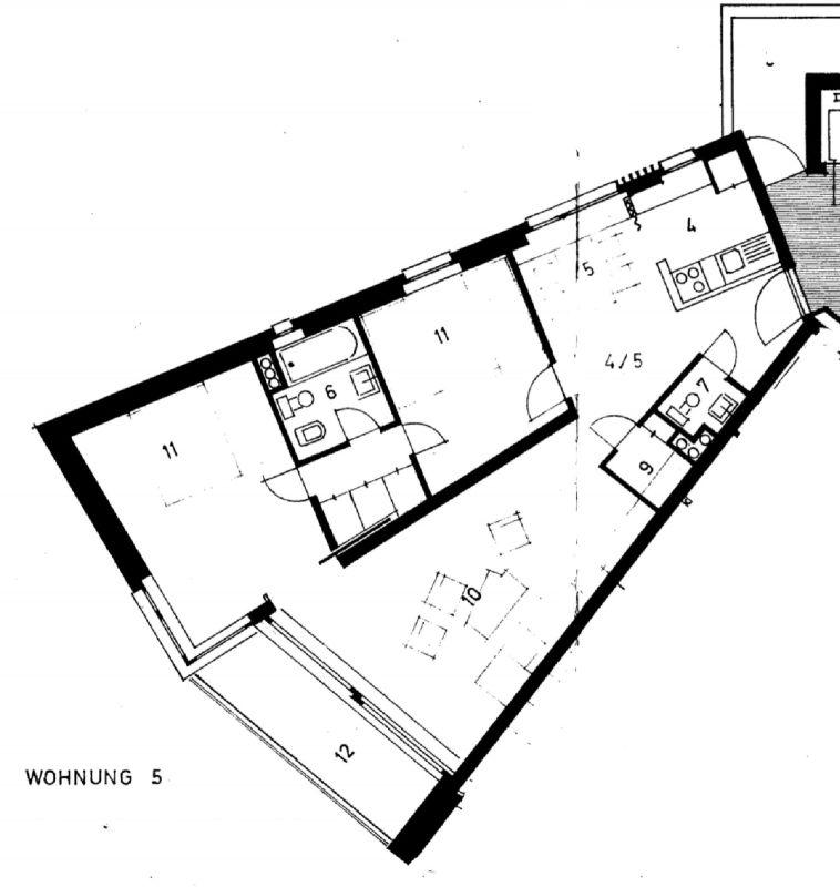 Grosszügige 3.5-Zimmer-Wohnung