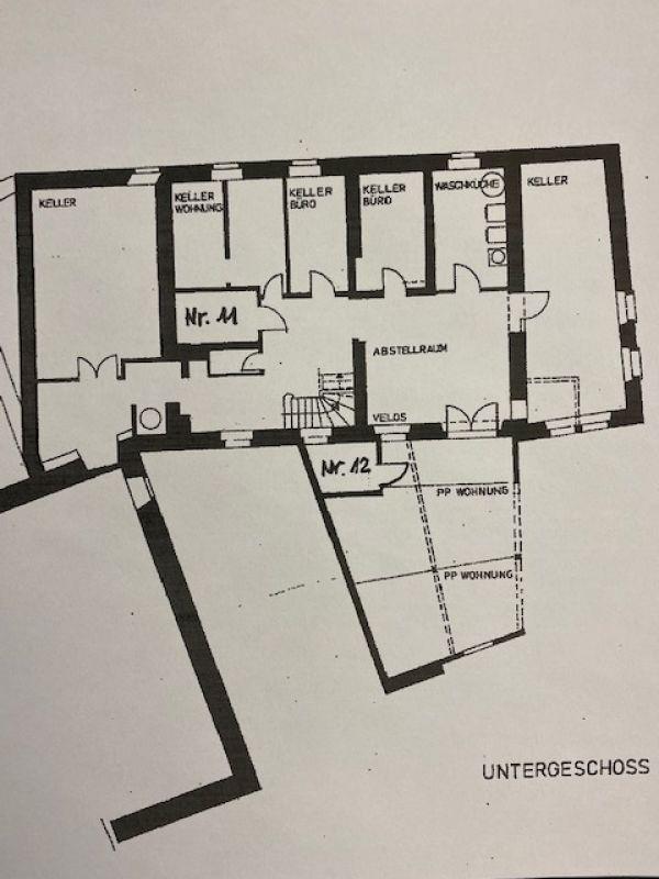 Vermietung Kellerraum Nr. 11
