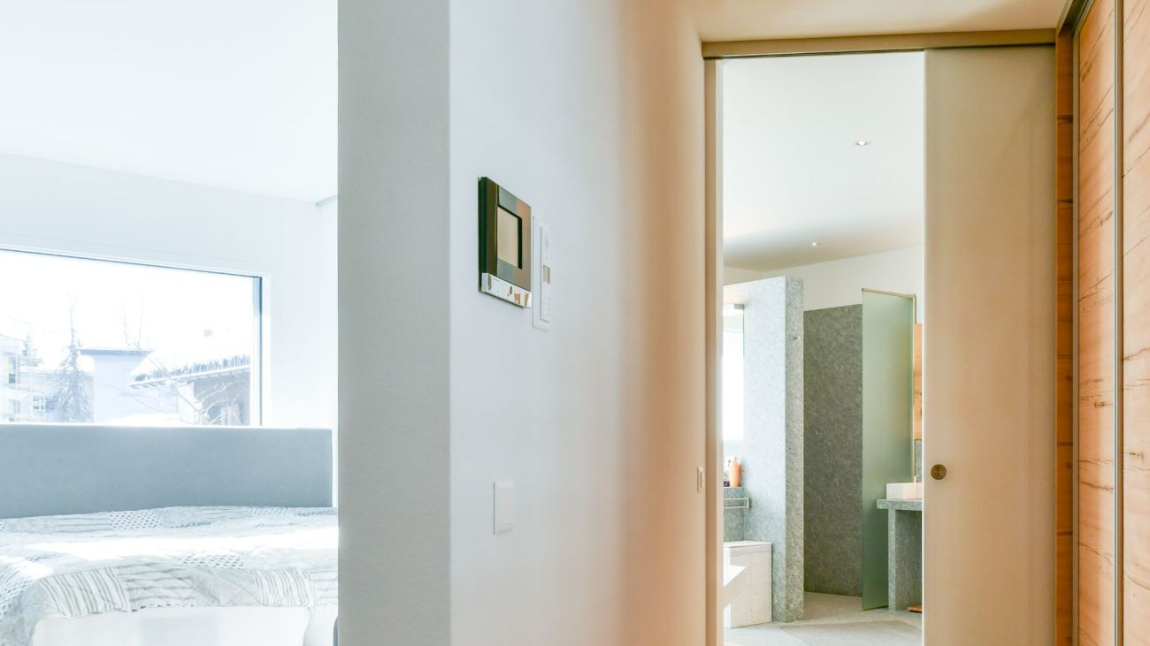 Modernes Einfamilienhaus in ruhigem Quartier