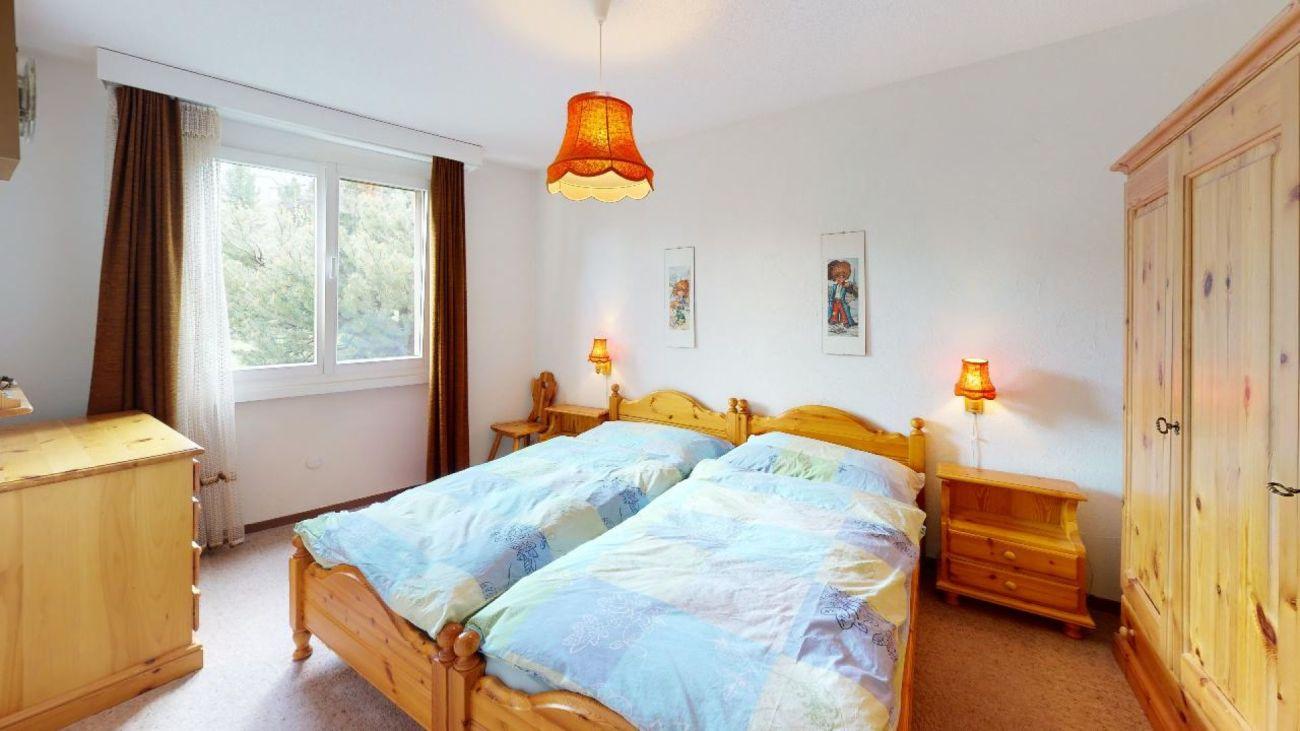 2-Zimmer-Wohnung an ruhiger und sonniger Lage