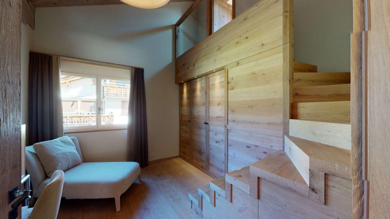 Wunderschöne und luxuriöse Attika-Wohnung an zentraler Lage