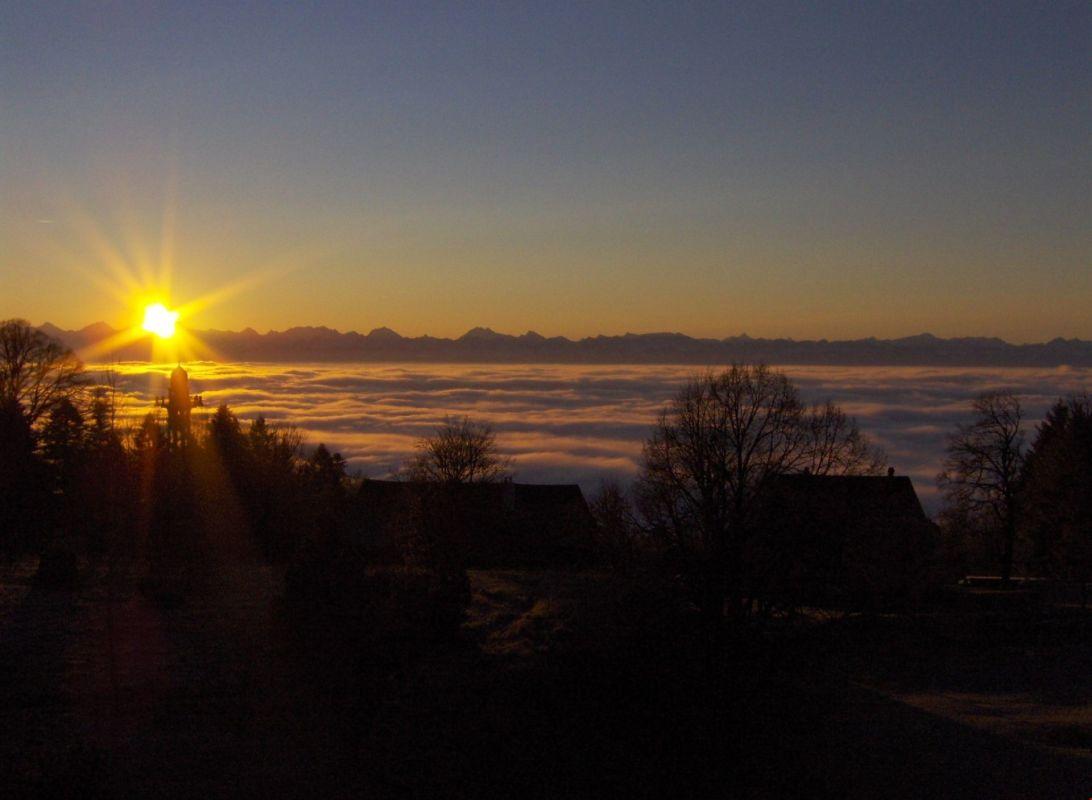 Situation exceptionnelle dans les hauteurs de Neuchâtel
