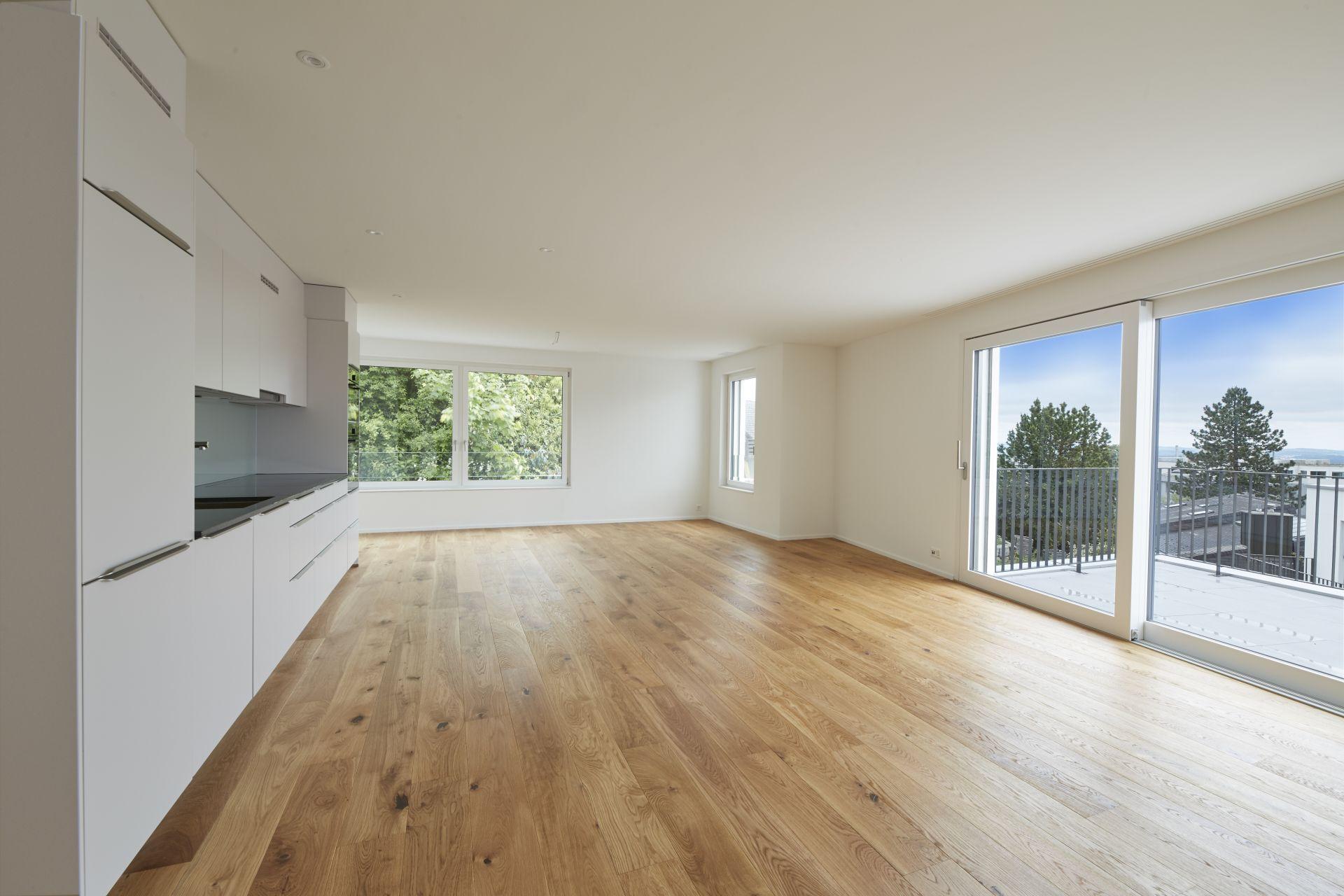 Erstvermietung: stilvolle Wohnung mit Minergie-Standard