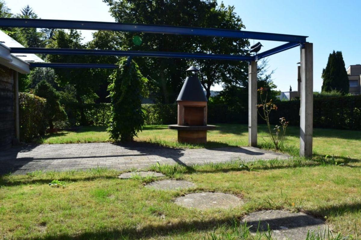 Gartensitzplatz
