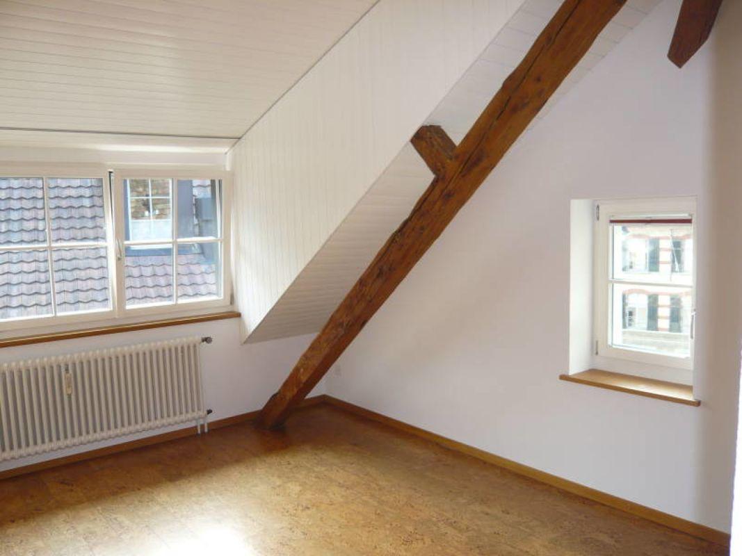 heimeliges Schlafzimmer