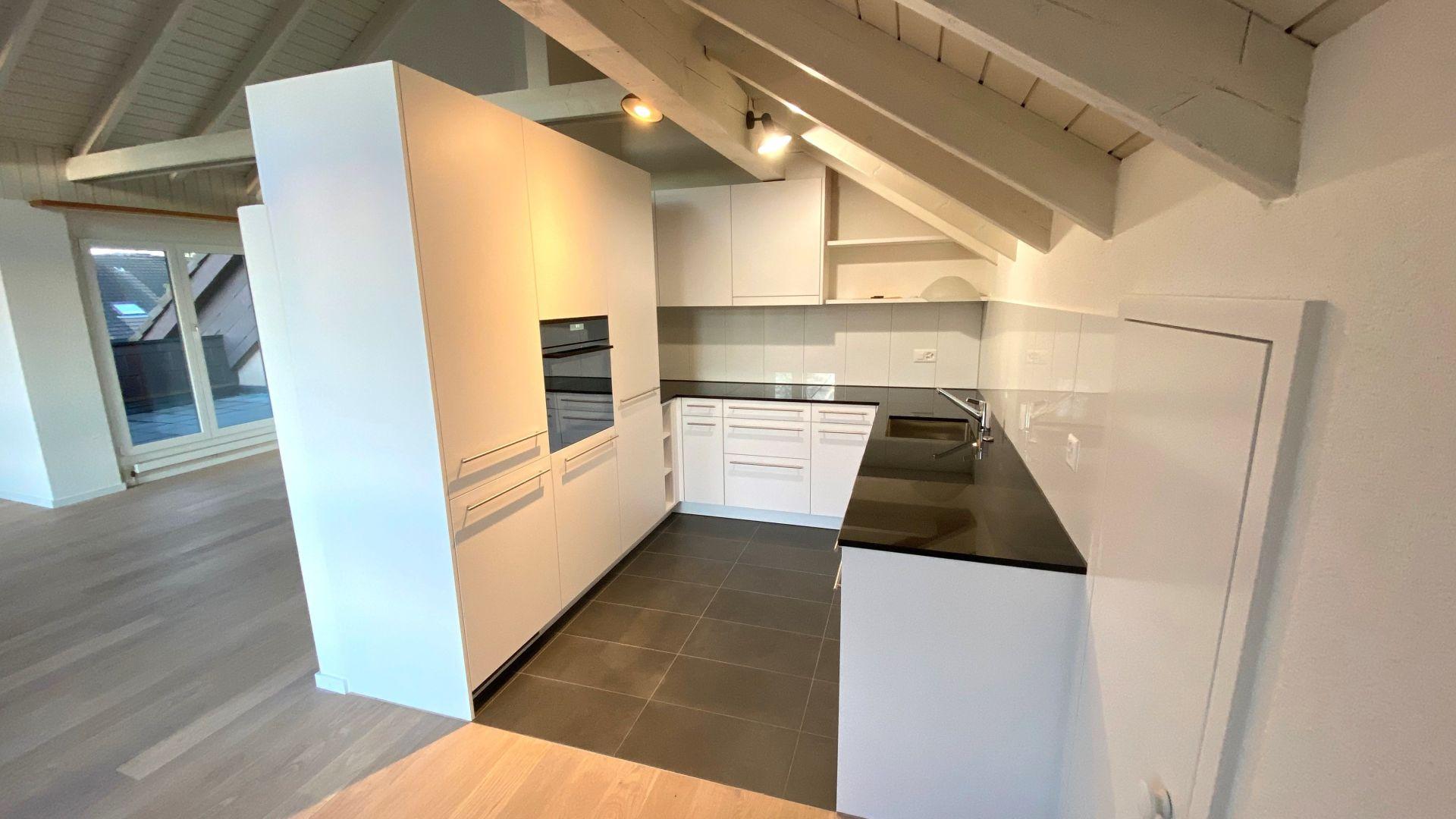 Renovierte Wohnung mit neuer Küche