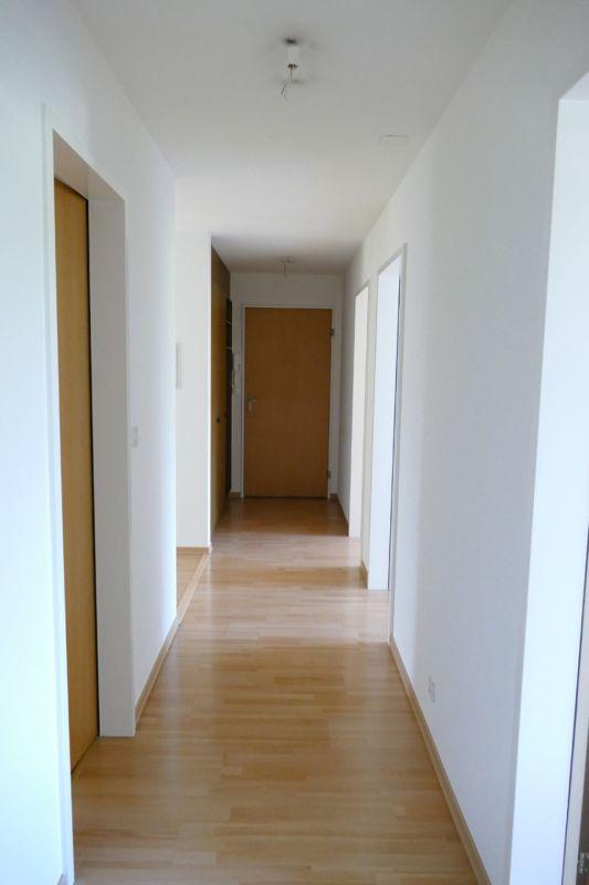 Gangbereich mit Blick zu Wohnungseingang