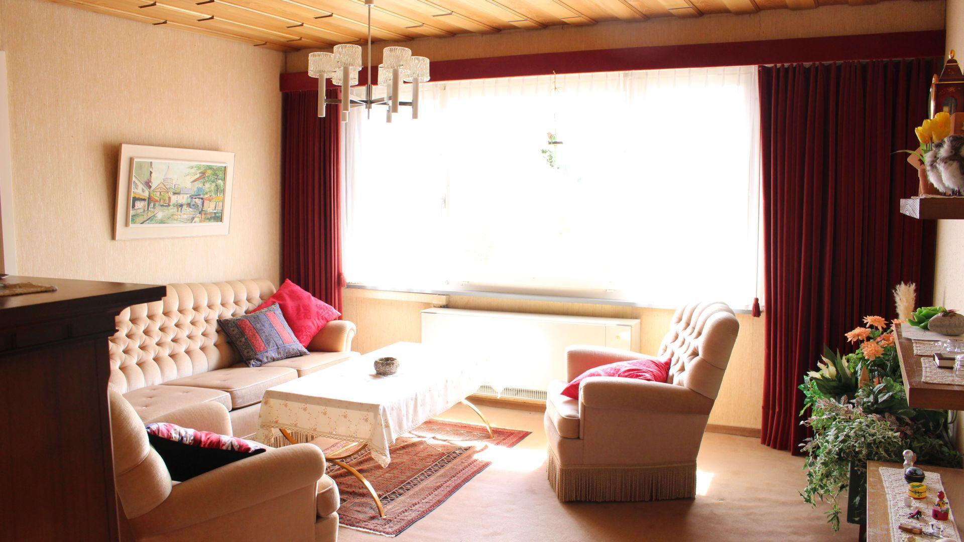 Charmante Wohnung an ruhiger und sonniger Lage