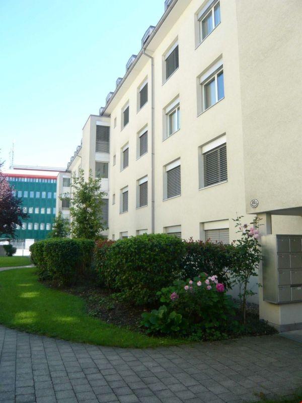3.5-Zimmerwohnung mit Gartensitzplatz