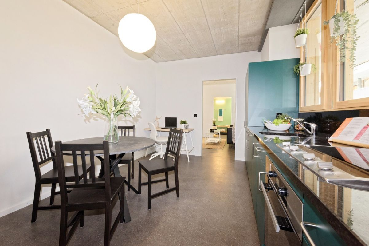Eingang /Küche