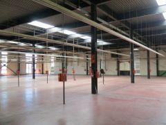 Superfcie industriale con altezza 7 metri