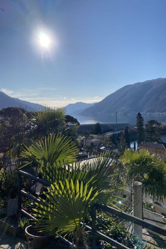 Aussicht auf den Monte San Salvatore
