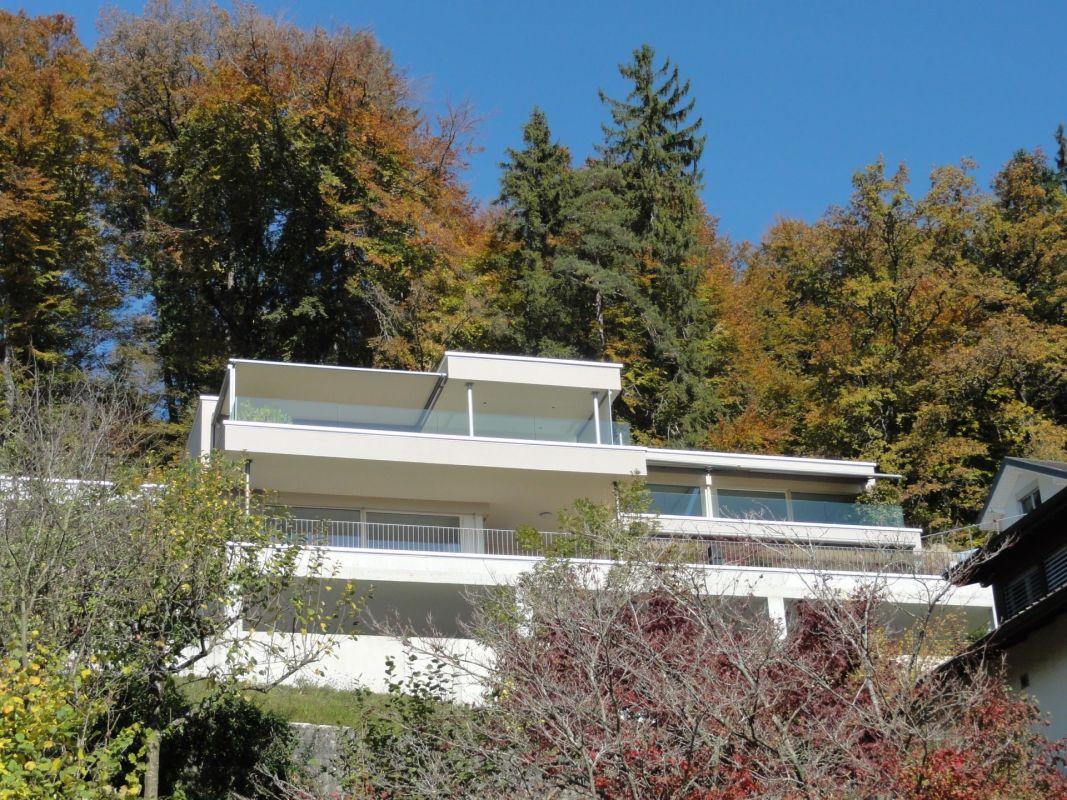 Terrassenhaus mit traumhafter Aussicht!