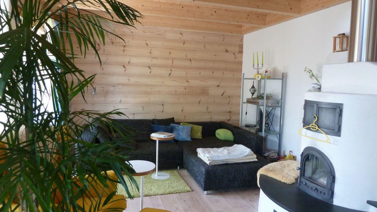 3.5-Zimmer-Loft-Haus mit Studios