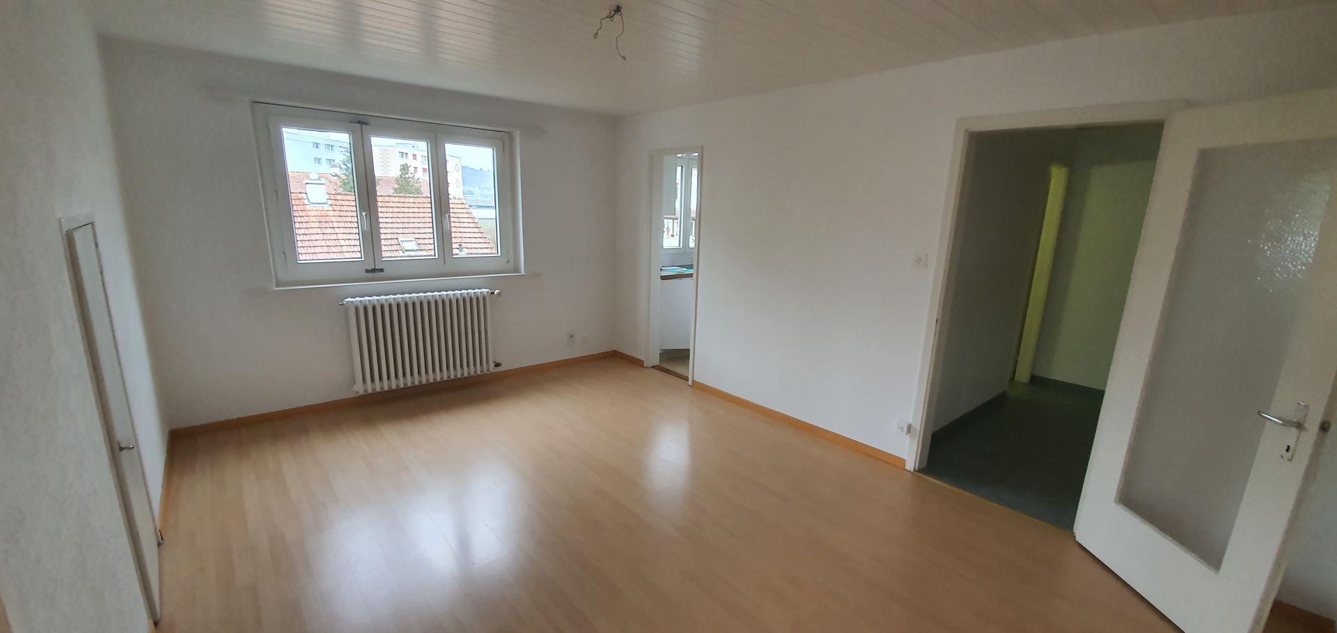 Appartement de 2.5 pièces à Brügg