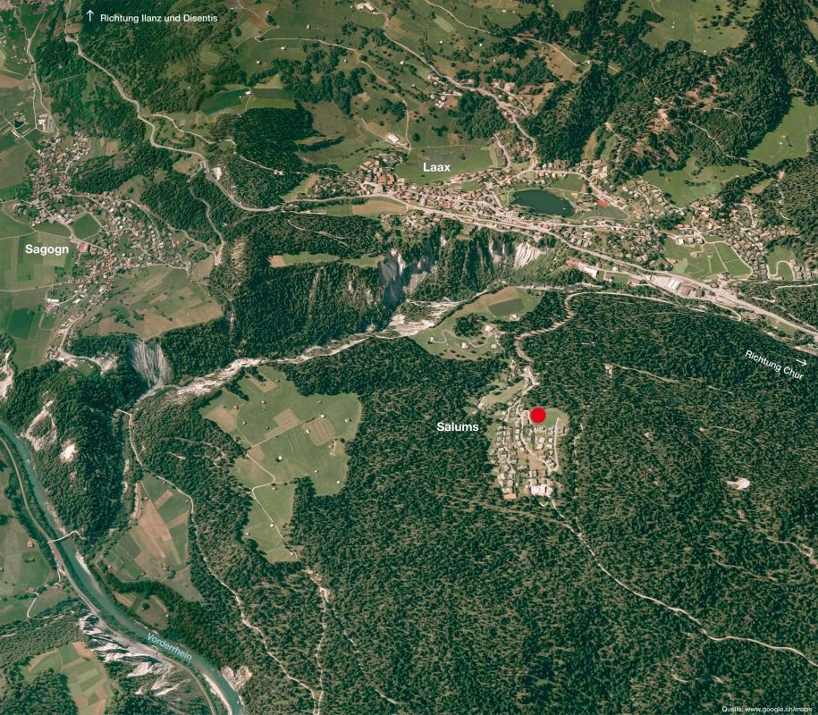 Standort/Luftbild