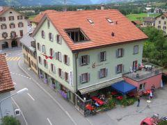 Gasthaus   4 Doppel-Zi   Studio   4x1-Zi-Whg.  2-Zi-Whg.  Dachwohnung