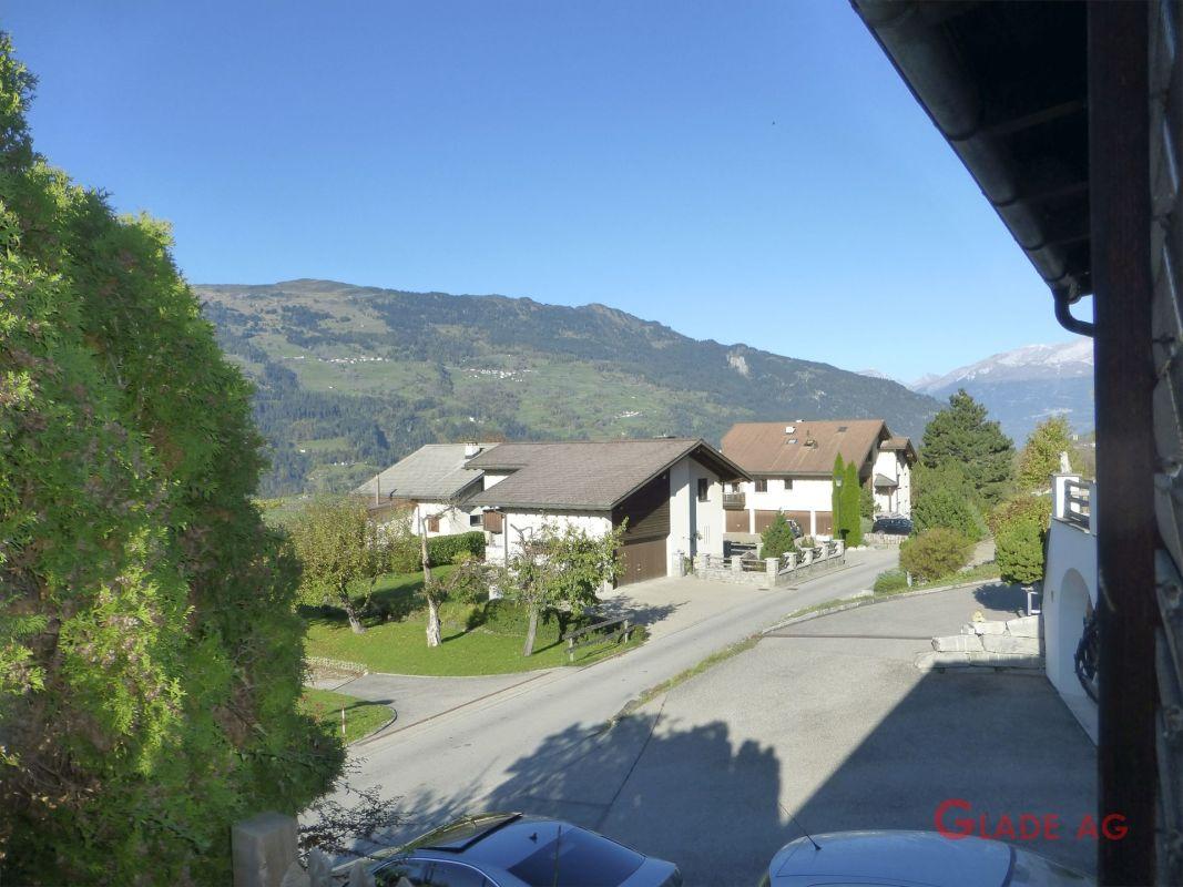 ....über die Präzer Alp Richtung Norden.....