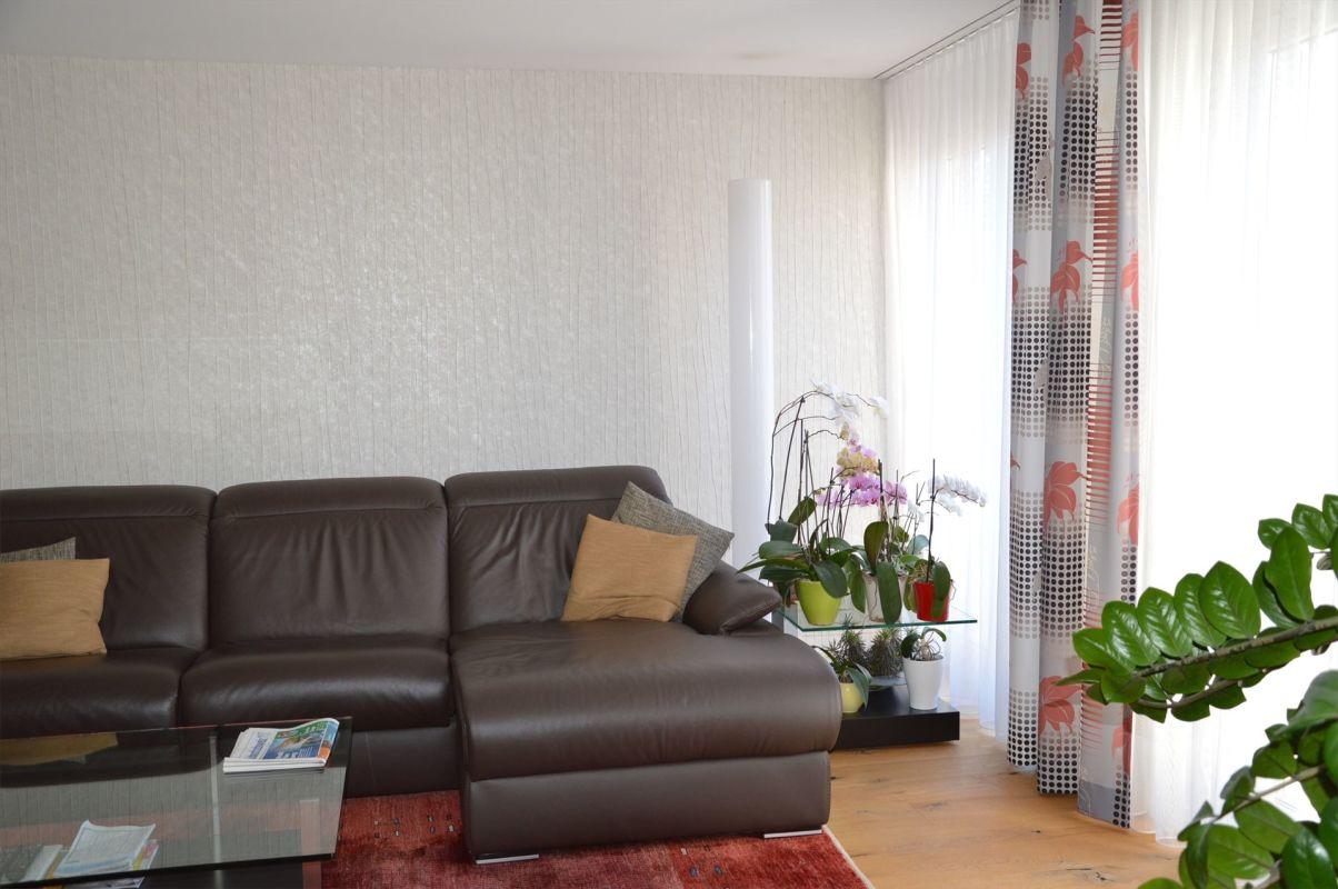 Wohnzimmer - Öffnung zu Gartensitzplatz