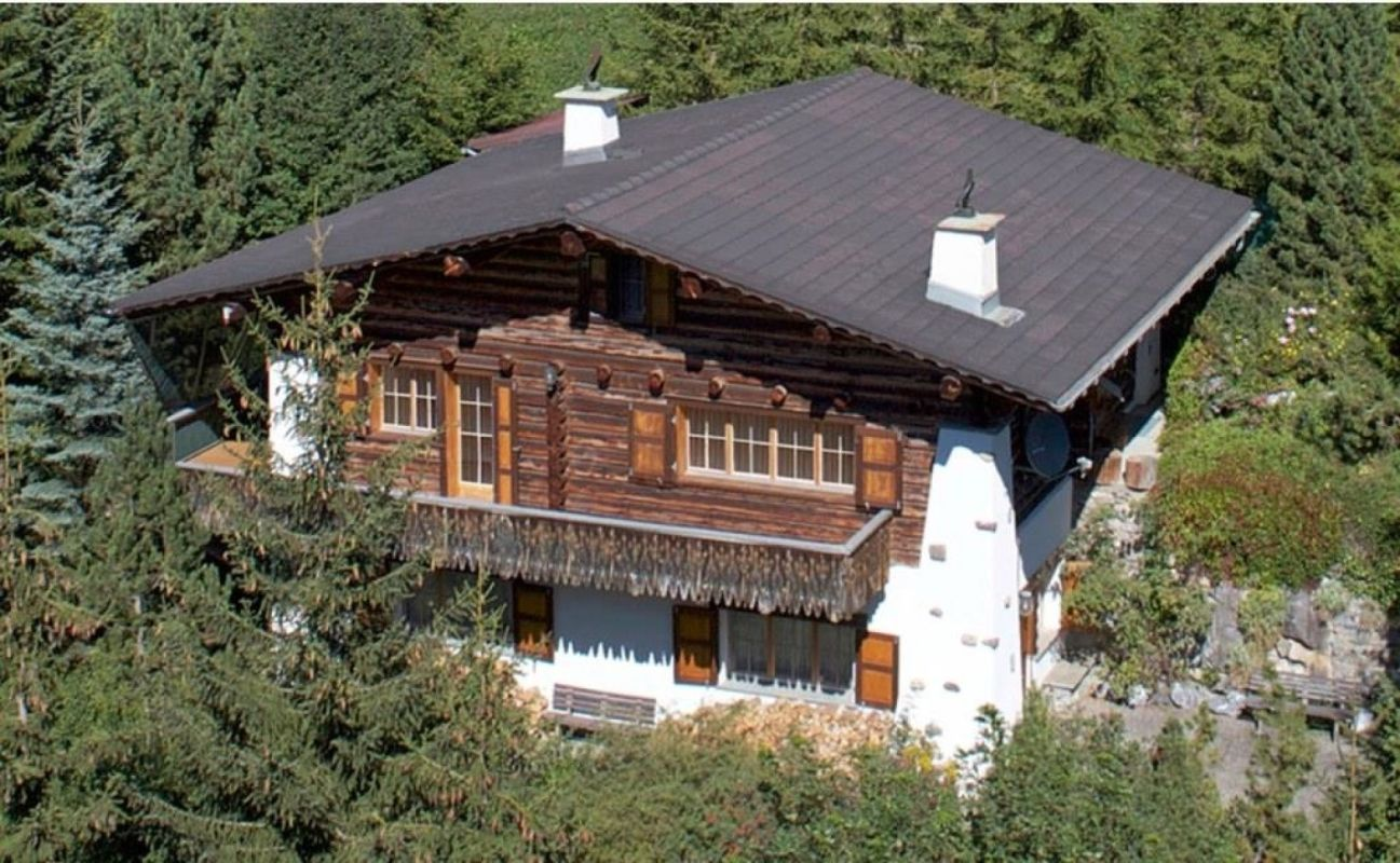 Exkl. Chalet mit Top-Alpenblick oberhalb Bergün