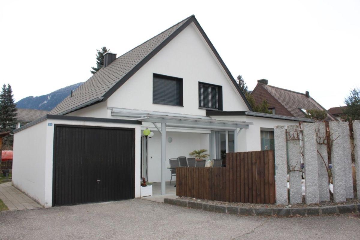 """Einfamilienhaus in Bonaduz """"Mitten in Graubünden"""""""