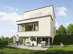 Neubau: Attraktives, sowie hochwertiges und modernes Einfamilienhaus