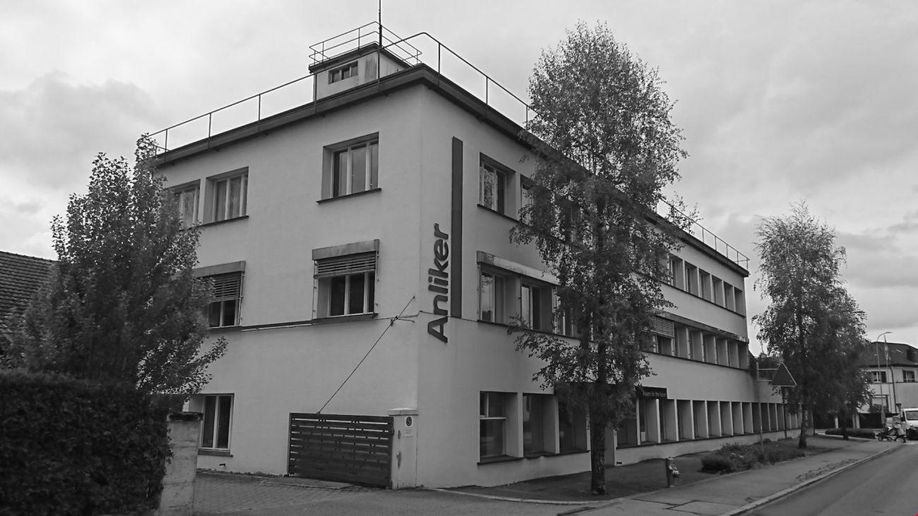 Ihr Gewerbe im ehemaligen Anliker-Möbel-Gebäude (bis 320m2)