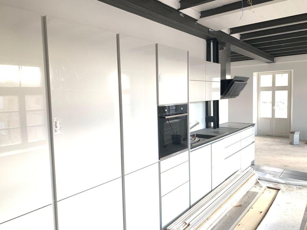Küche 3.5 Zimmer-Wohnung