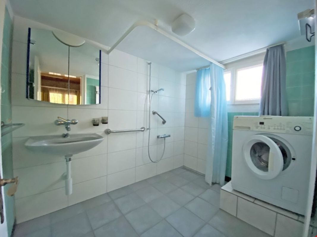 ausbaufähige 6.5 Zimmer-Maisonette-Wohnung