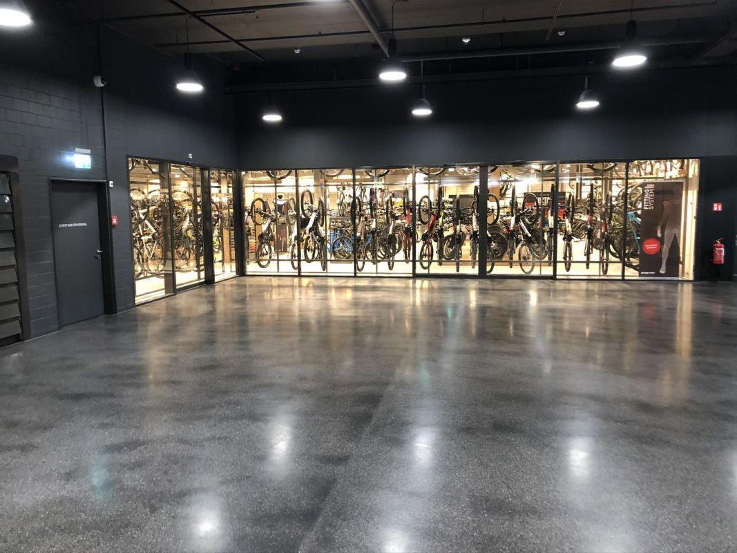 Plätze für Concept-Stores oder Pop-Up Shops in grosszügiger Ladenpassage