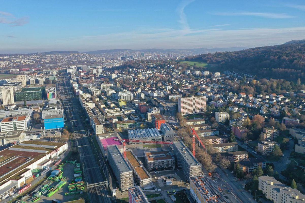 Nächster Halt: WAGONLITS - Gewerbeflächen ab 75m2
