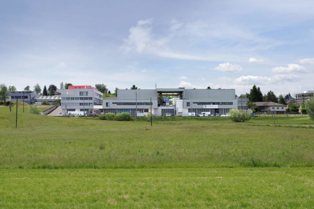 Büro-Arbeitsplatz Shared-Office im Schöneich-Quartier Wetzikon