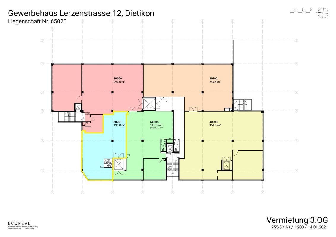Lager-/Gewerberaum in Dietikon
