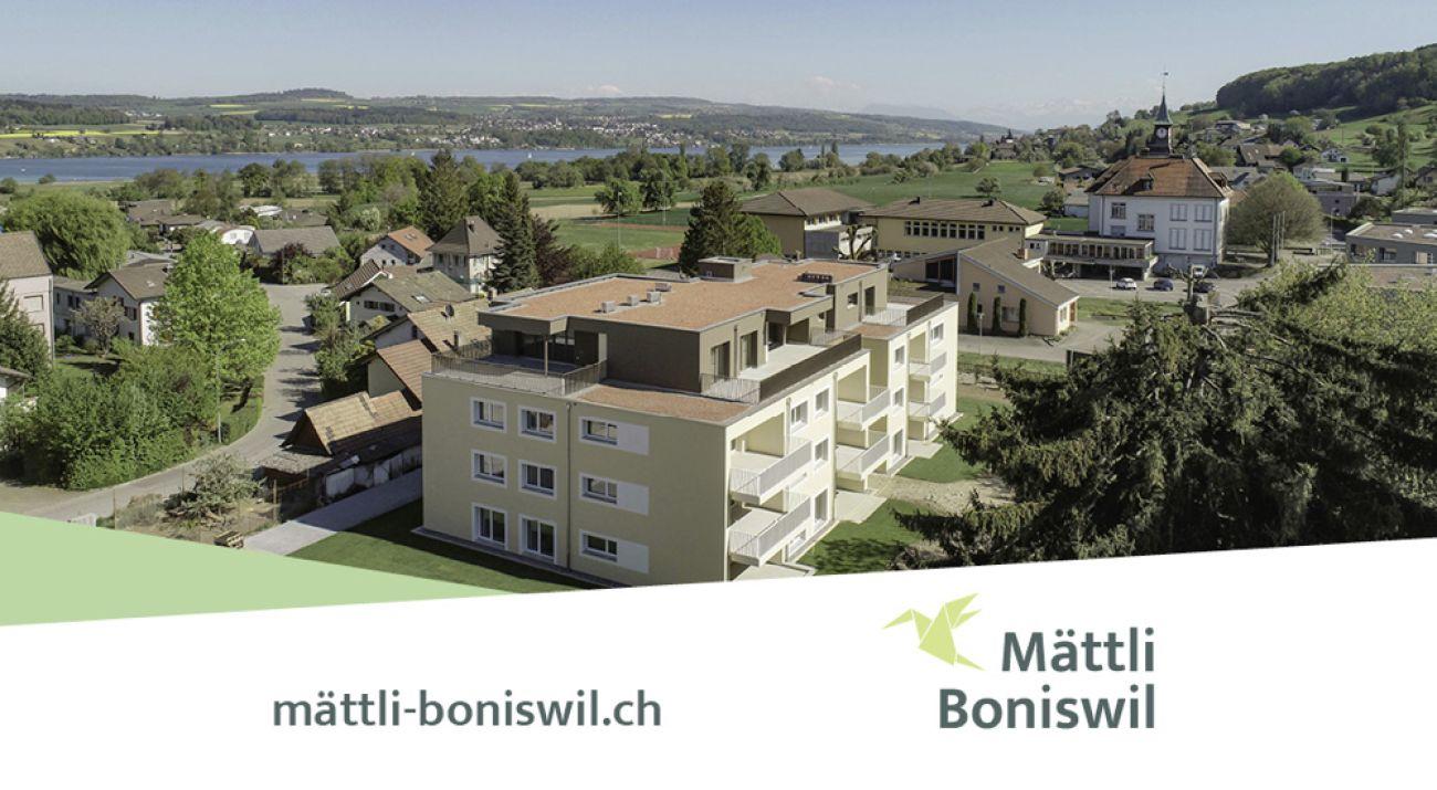 Mehr auf: mättli-boniswil.ch