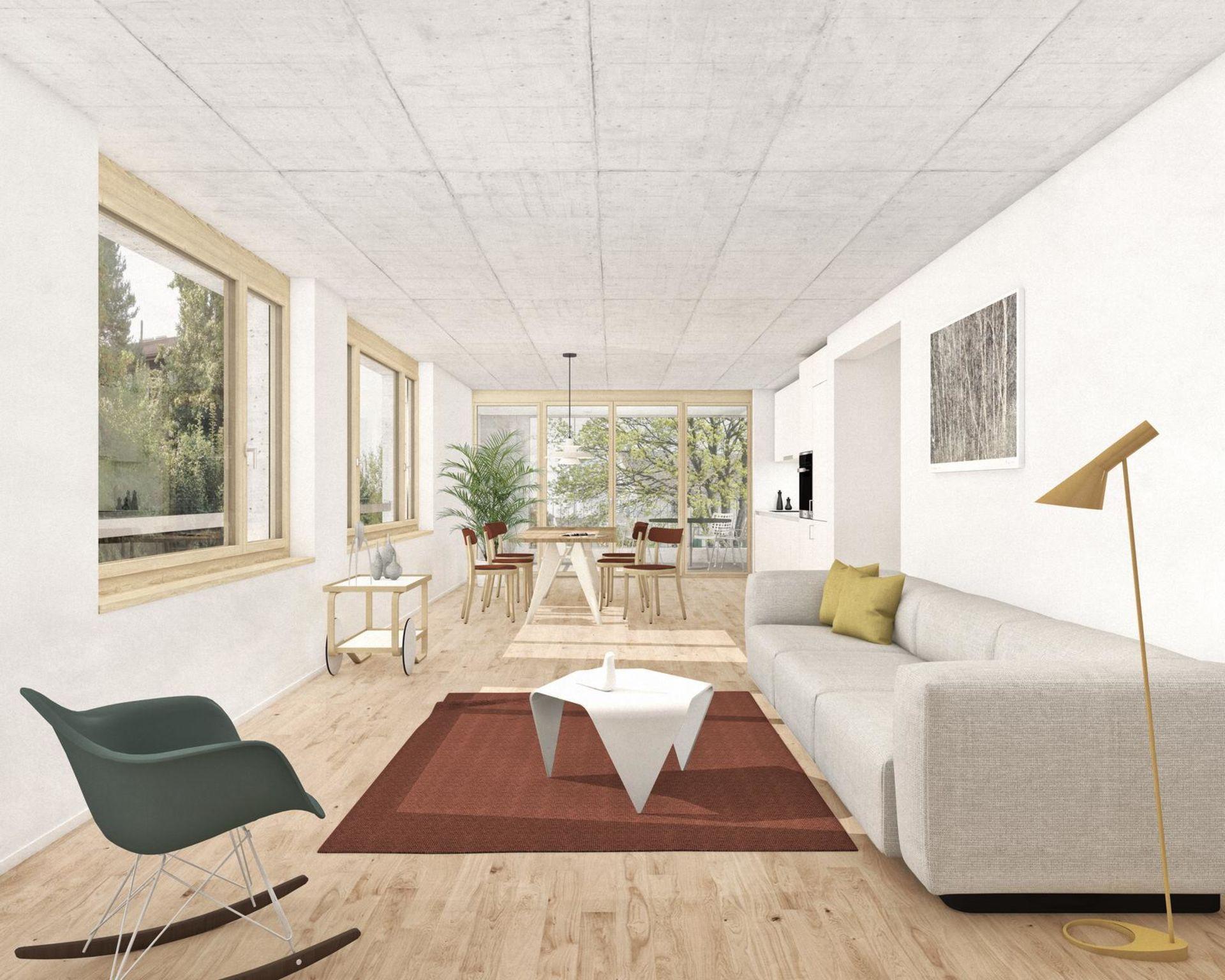 Miete: Wohnung  mit attraktivem Grundriss