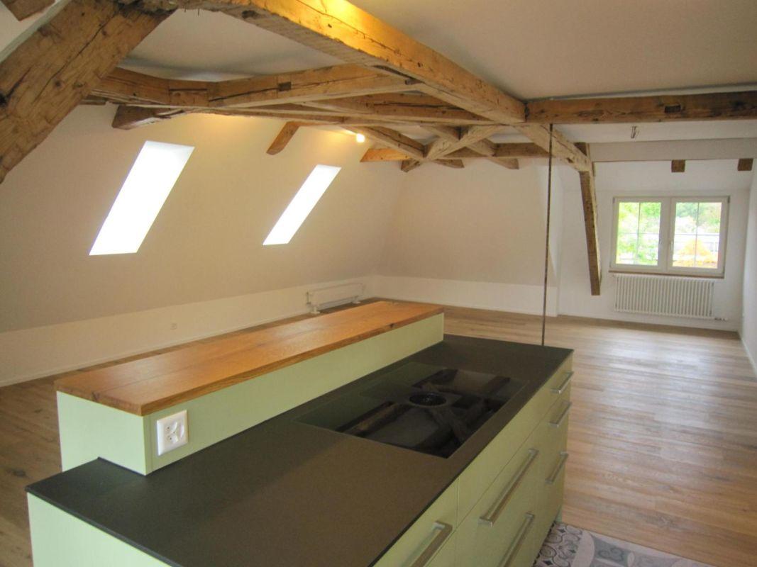 Miete: renovierte Altbauwohnung im historischen Bad Kämmoos