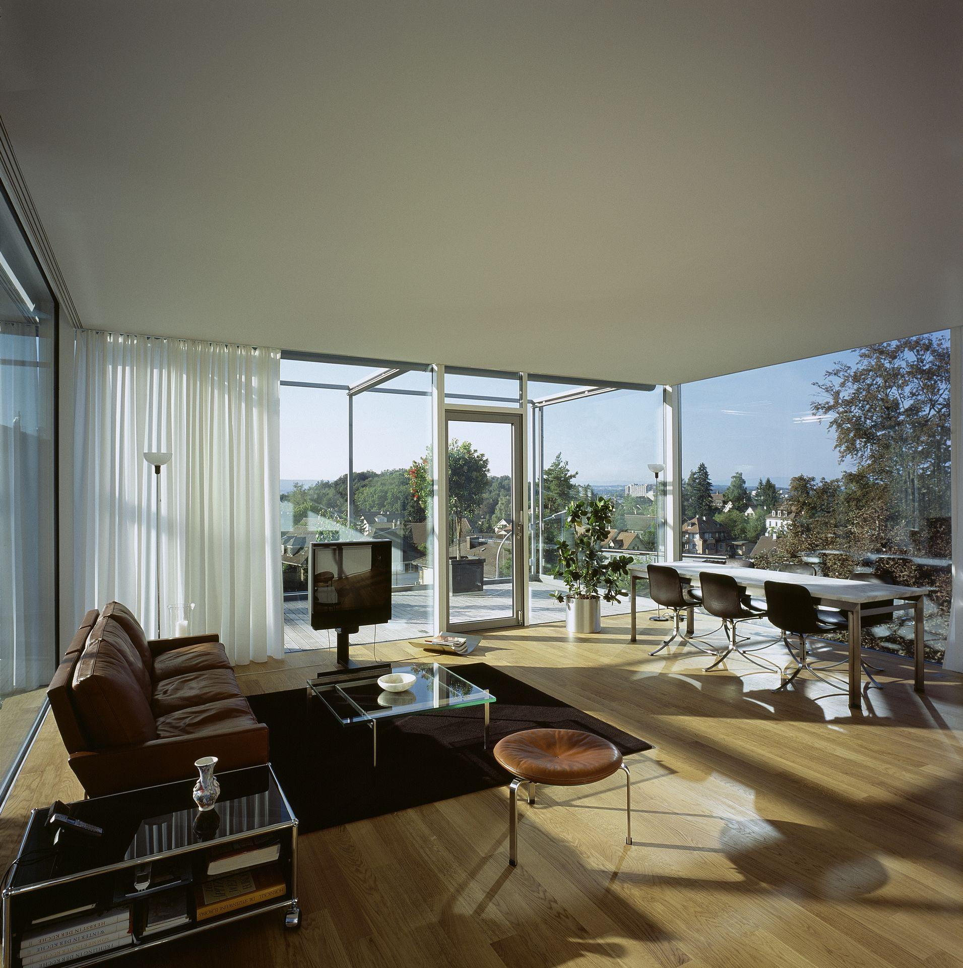 Kauf: Attraktive Attikawohnung (105,5 m²) mit Studio (35,5 m²)