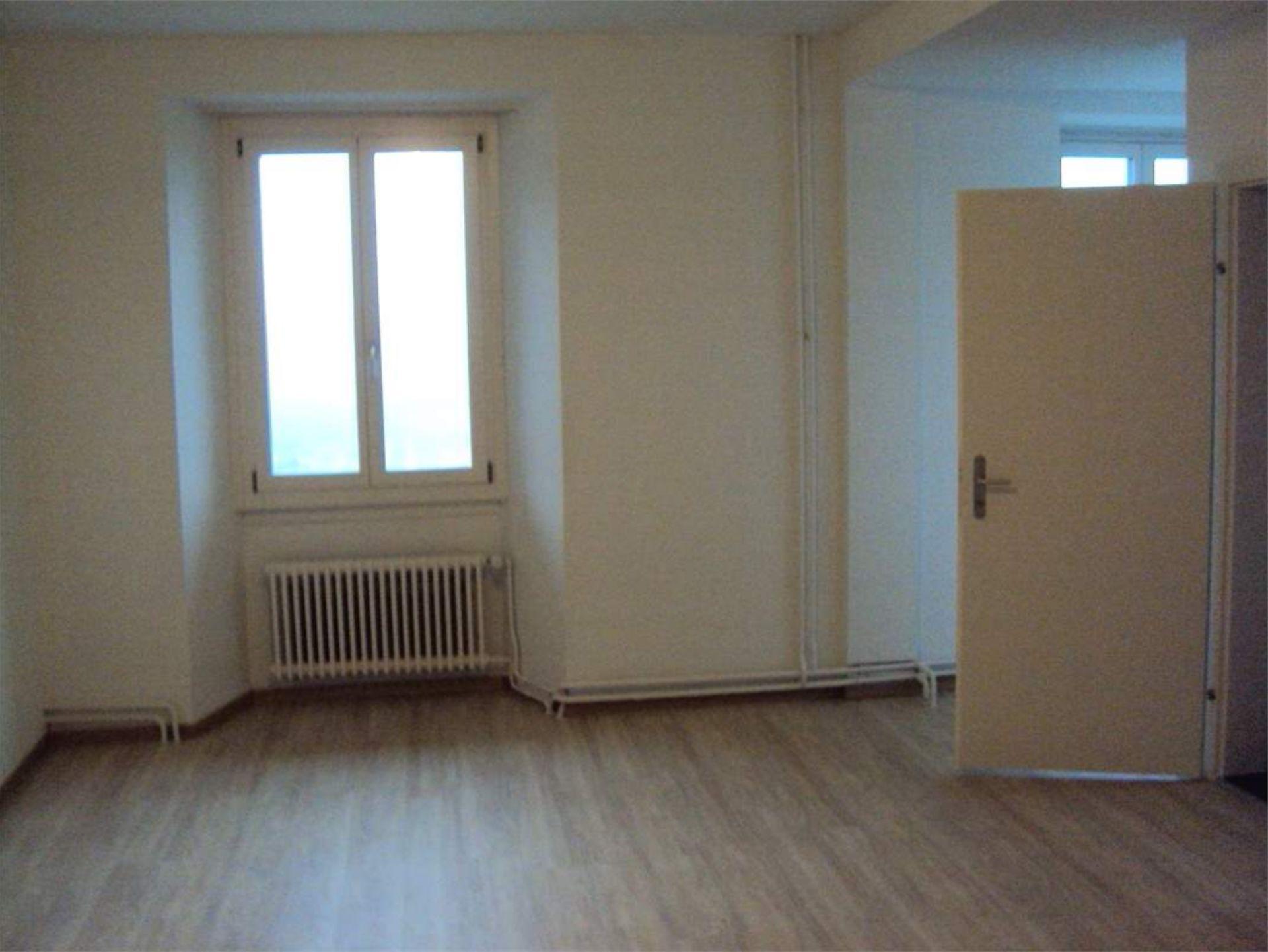 Miete: grosszügige Wohnung mit Balkon