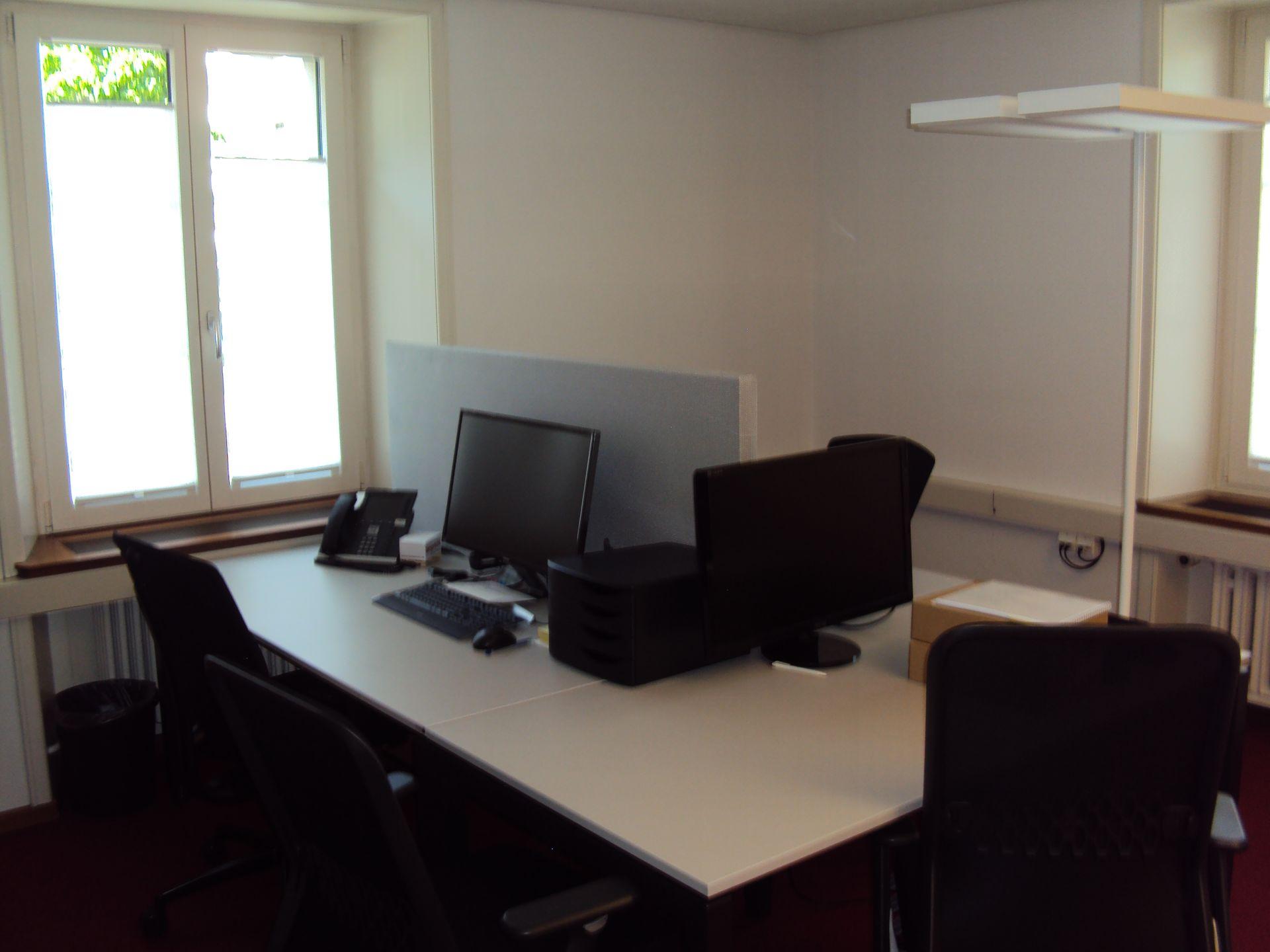 Miete: Mehrzweckräume (Büro/Praxis/Studio/Atelier)