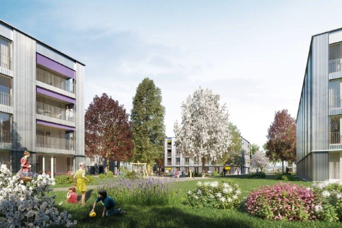 Wohnüberbauung Punkt 7