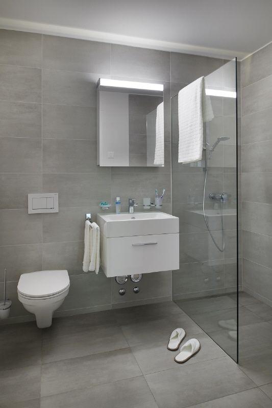 Badezimmer 2 (Musterwohnung-Miete)